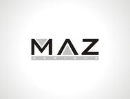Maz Designs Logo - Entry #144