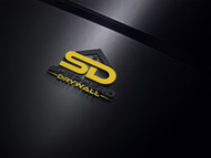 Shepherd Drywall Logo - Entry #87