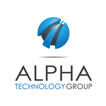 Alpha Technology Group Logo - Entry #85