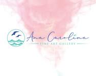 Ana Carolina Fine Art Gallery Logo - Entry #81