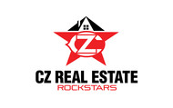 CZ Real Estate Rockstars Logo - Entry #160