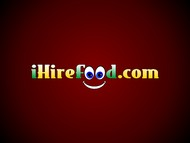 iHireFood.com Logo - Entry #15