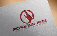 Acadiana Fire Extinguisher Sales and Service Logo - Entry #45