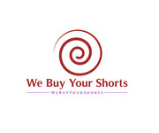 We Buy Your Shorts Logo - Entry #43