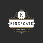 Kingsgate Real Estate Logo - Entry #100