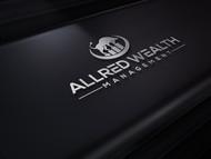 ALLRED WEALTH MANAGEMENT Logo - Entry #908