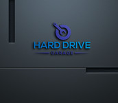 Hard drive garage Logo - Entry #280