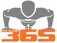 Fit Club 365 Logo - Entry #2