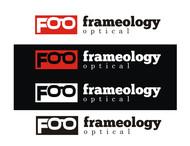 Frameology Optical Logo - Entry #110