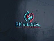 RK medical center Logo - Entry #136