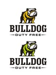 Bulldog Duty Free Logo - Entry #35