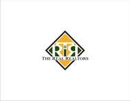 The Real Realtors Logo - Entry #136
