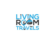 Living Room Travels Logo - Entry #23