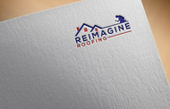 Reimagine Roofing Logo - Entry #15