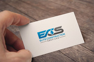 Elite Construction Services or ECS Logo - Entry #7