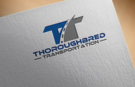 Thoroughbred Transportation Logo - Entry #154