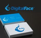 Digital Face Logo - Entry #33