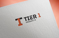Tier 1 Products Logo - Entry #337