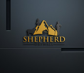 Shepherd Drywall Logo - Entry #248