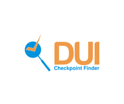 DUI Checkpoint Finder Logo - Entry #6
