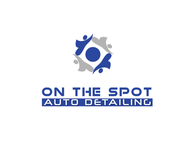 On the Spot Auto Detailing Logo - Entry #31