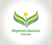 Rhythmic Balance Naturals Logo - Entry #132