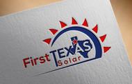First Texas Solar Logo - Entry #19