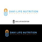 Davi Life Nutrition Logo - Entry #625
