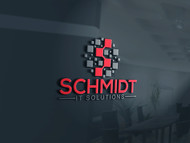 Schmidt IT Solutions Logo - Entry #90
