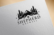 Shepherd Drywall Logo - Entry #13