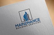 MAIN2NANCE BUILDING SERVICES Logo - Entry #146