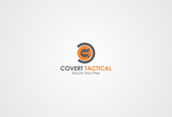 Covert Tactical Logo - Entry #12