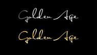Golden Age Logo - Entry #4