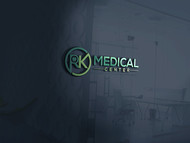 RK medical center Logo - Entry #232