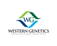 Western Genetics Logo - Entry #91
