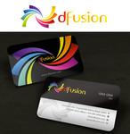 dFusion Logo - Entry #206