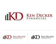 Ken Decker Financial Logo - Entry #94