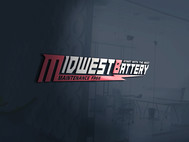 Midwest Battery Logo - Entry #45