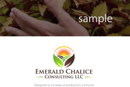 Emerald Chalice Consulting LLC Logo - Entry #213