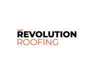 Revolution Roofing Logo - Entry #563