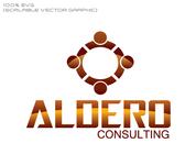 Aldero Consulting Logo - Entry #12