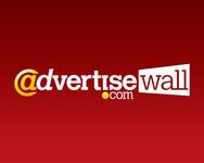 Advertisewall.com Logo - Entry #3
