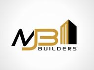 MJB BUILDERS Logo - Entry #122