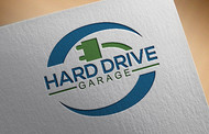 Hard drive garage Logo - Entry #281