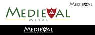 Medieval Metal Logo - Entry #2