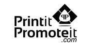 PrintItPromoteIt.com Logo - Entry #258