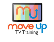 Move Up TV Training  Logo - Entry #87