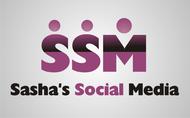 Sasha's Social Media Logo - Entry #33