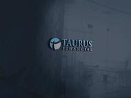 "Taurus Financial (or just ""Taurus"") Logo - Entry #383"