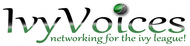Logo for Ivy Voices - Entry #164